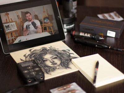 Онлайн-курс тату от Tattoo Academy