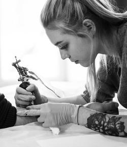 Индивидуальный курс тату от школы Игоря Гусева