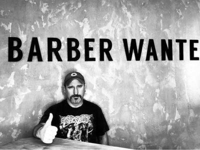 "Курс ""Барбер с нуля за 21 день"" от Барбер-школы ""Barber Wanted"""