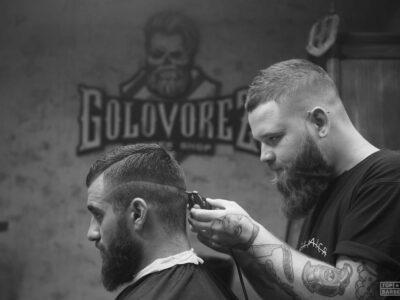 Курс «Хочу стать барбером — Азбука мужских стрижек» от барбершопа Golovorez